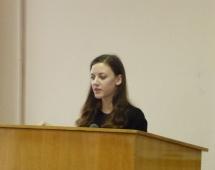 Студенты МИТСО на конференции в Высшей школе экономики (г. Москва)
