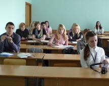 Межвузовская студенческая конференция в МИТСО 10 мая 2011 г.