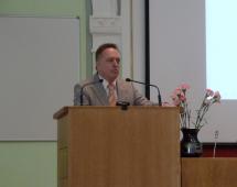 Конференция в Московской государственной юридической академии 25-28 мая 2011 г.